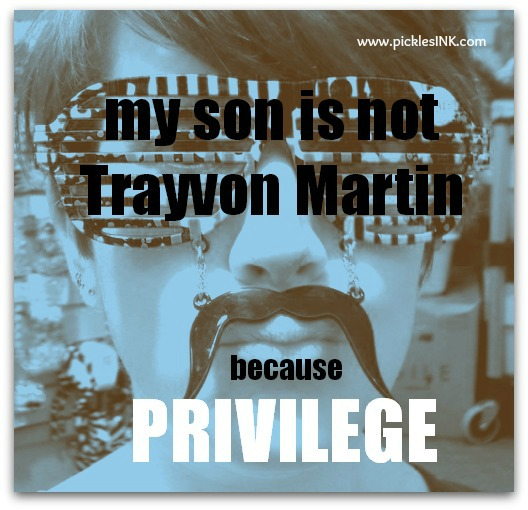 My son is not Trayvon
