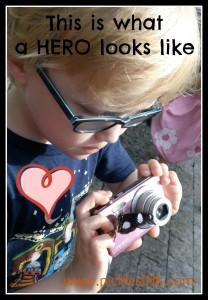 Butterfly camera - hero