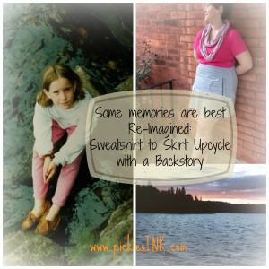 Camp memories collage