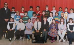 Grade 4 class karyn