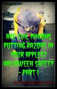 Evil Minions apples